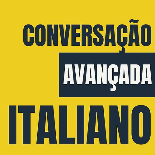 Conversação Avançada - Italiano