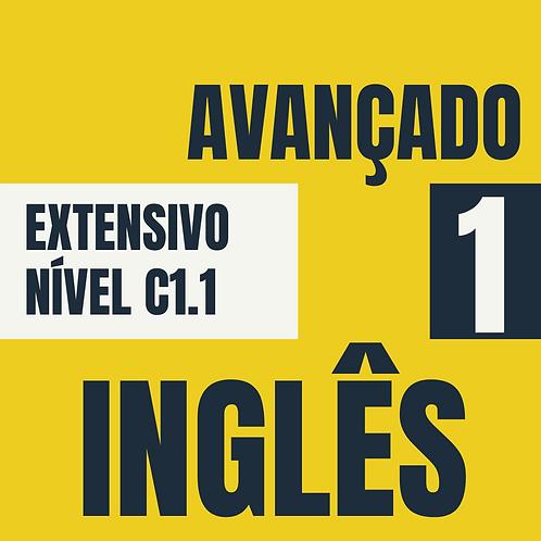Avançado 1 - Inglês (C1.1)