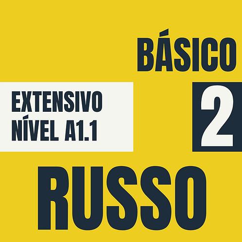 Básico 2 - Russo