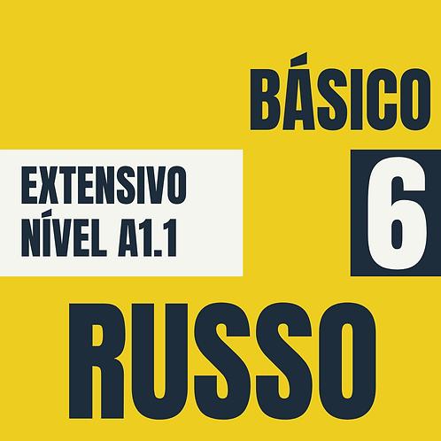 Básico 6 - Russo