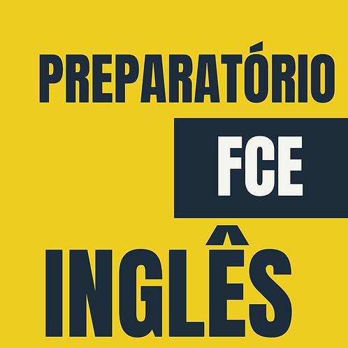 Preparatório FCE