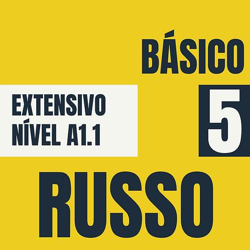 Básico 5 - Russo