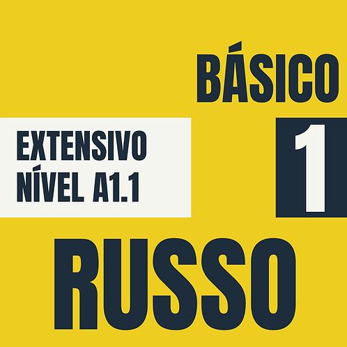 Básico 1 - Russo