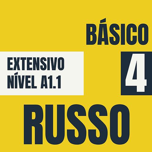Básico 4 - Russo