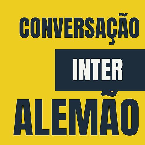 Conversação Alemão - Intermediário