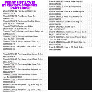 Penny List for Dollar General May 7, 2019 PART 1 & 2