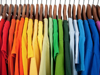 Feeling confused? Organize your closet!