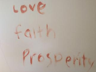 Graffitti as a blessing!