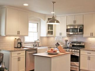 Benefits of a minimalist kitchen