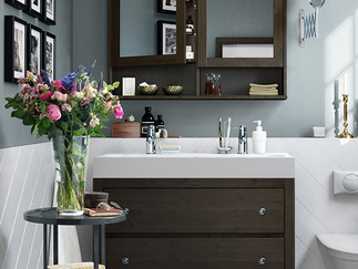 Benefits of a minimalist bathroom