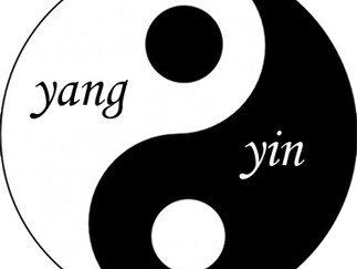 Yin and yang: the good, the bad and the beautiful