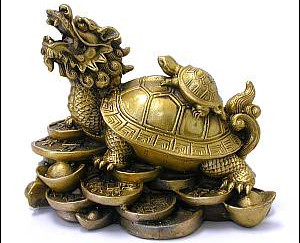Symbolism of the Dragon-Tortoise