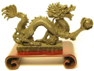 Dragon with Pearl: The Mother of Good Luck Symbols