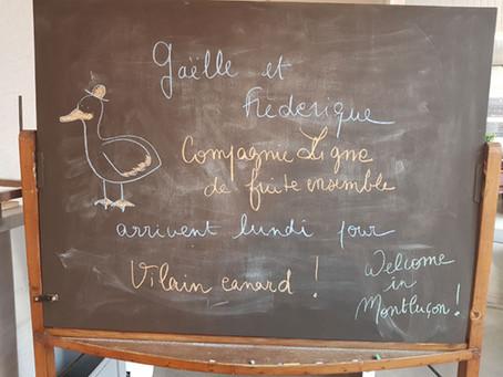 Au Théâtre des Ilets, Vilain Canard ! se concentre sur son sujet.