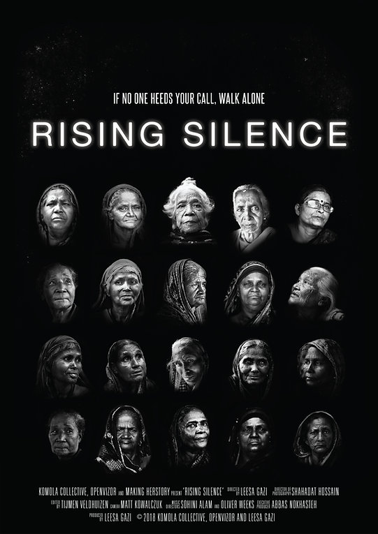 Rising Silence Poster 1