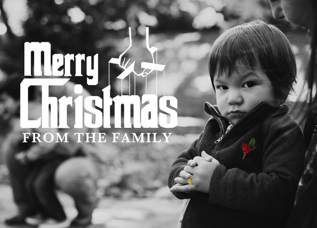 Creative Holiday Greeting