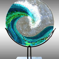 glass decorative objects