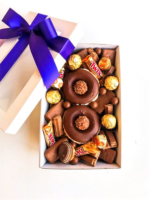 Donut Bomb (Chocolate)