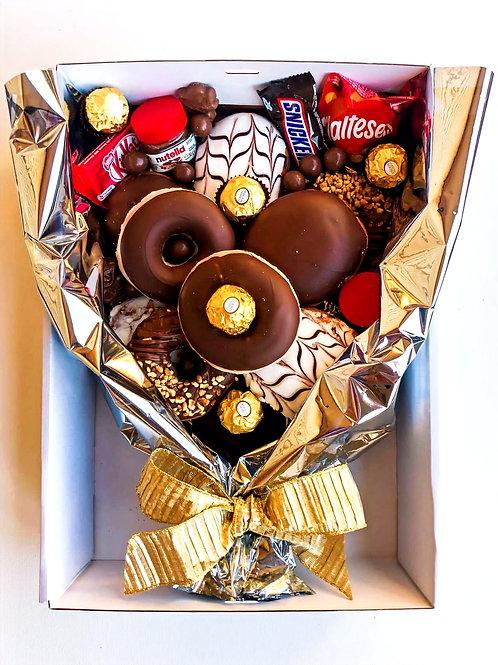 Bouquet Bomb (Chocolate)