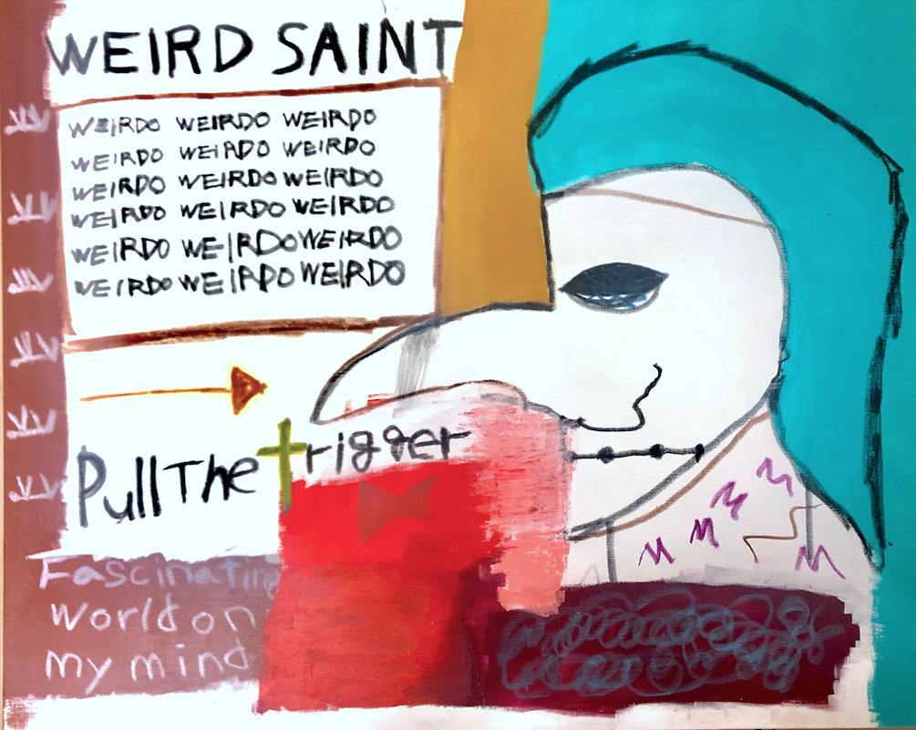 Weird Saint