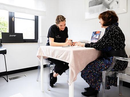 Manicure behandeling met OPI producten