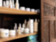 Huidvezorgings producten van MBR, Kleanthous, Belico, AM, Rivoli en Elementals.