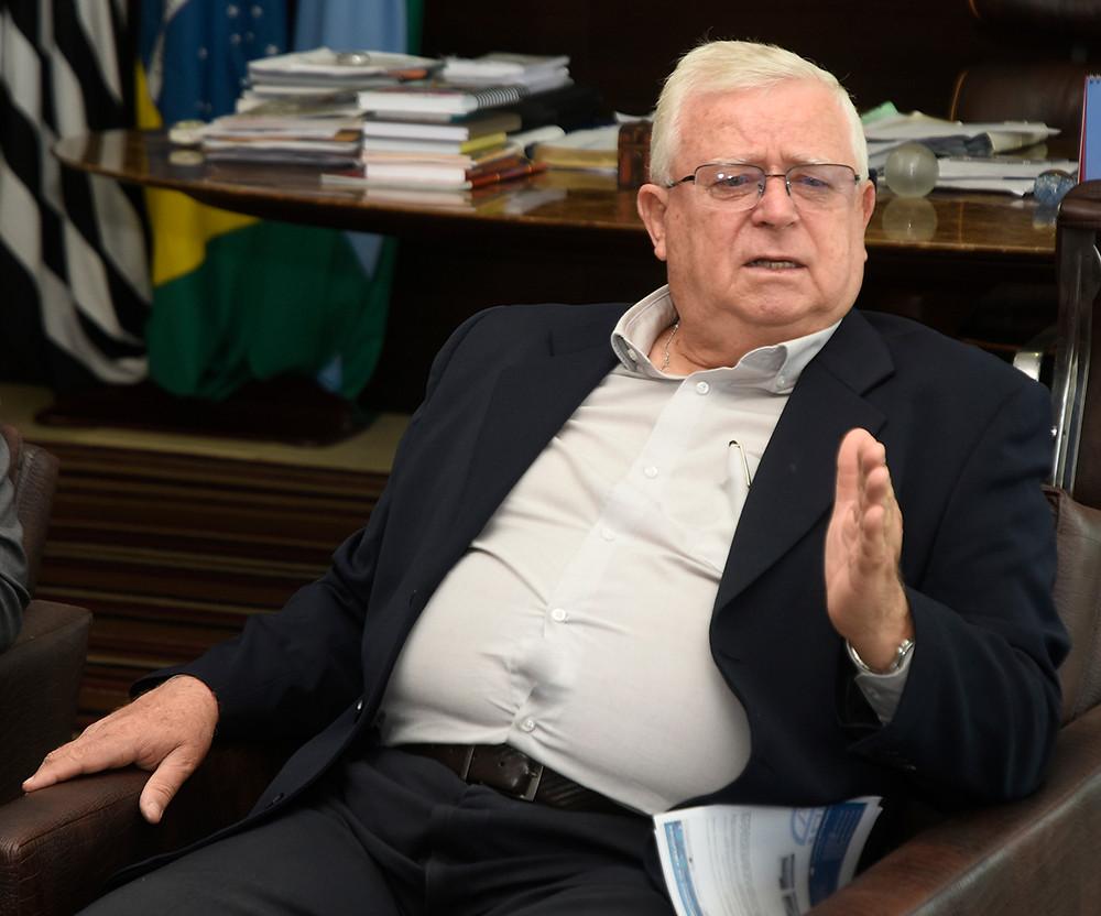 Gestor de Desenvolvimento Econômico de Jundiaí, Messias Mercadante de Castro