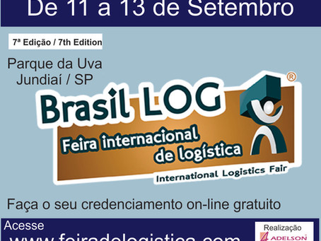 Jundiaí hosts International Logistics Fair in 2019