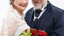 Casamento será celebrado durante feira Noivas e Festas 2019