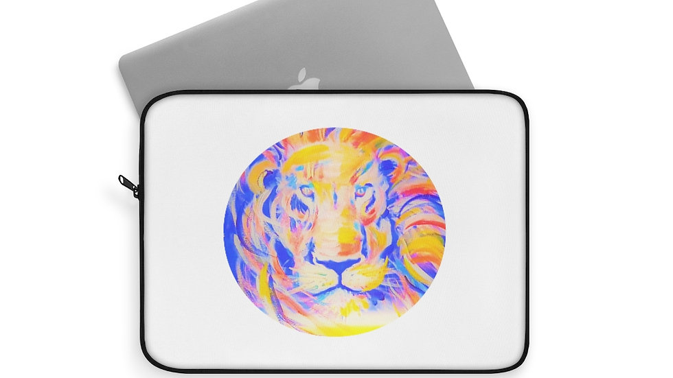 Lion Of Judah Laptop Sleeve