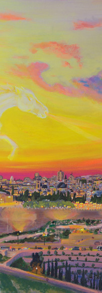 Jerusalem Of Gold.