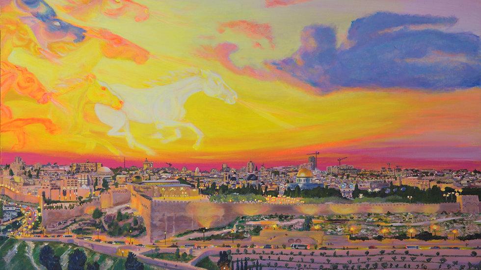 Yerushalayim Shel Zahav _ Jerusalem of Gold