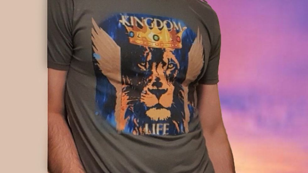 Kingdom Life T Shirt