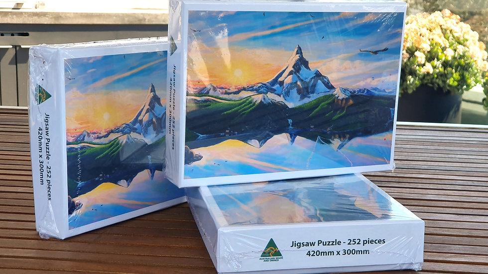 EAGLE MOUNTAIN PUZZLE