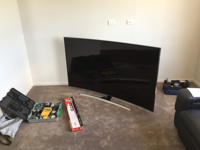 TV Wall Mounting.  Do it right the first time!