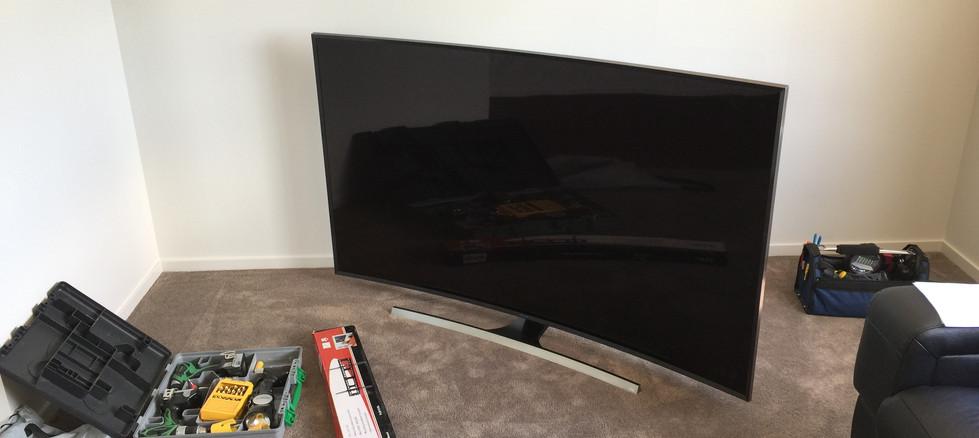 Smart TV Setup and Tuning