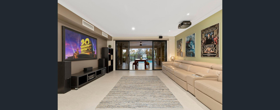 Home Theatre, Media and AV Solutions