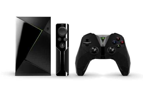 Available Now:  Nvidia Shield 4K TV MEDIA PLAYER