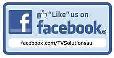 TV Solutions on Facebook