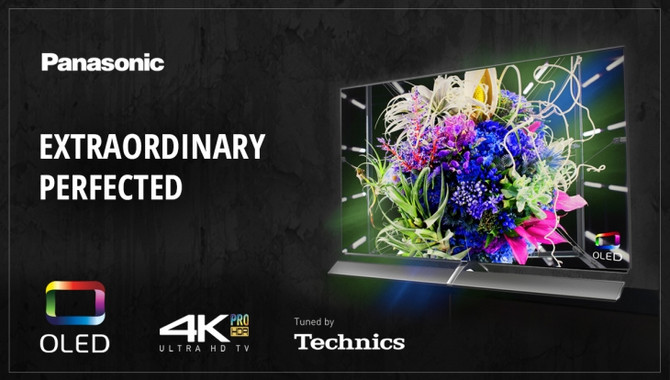 Panasonic launches extraordinary OLED 4K Ultra HD TVs in Australia
