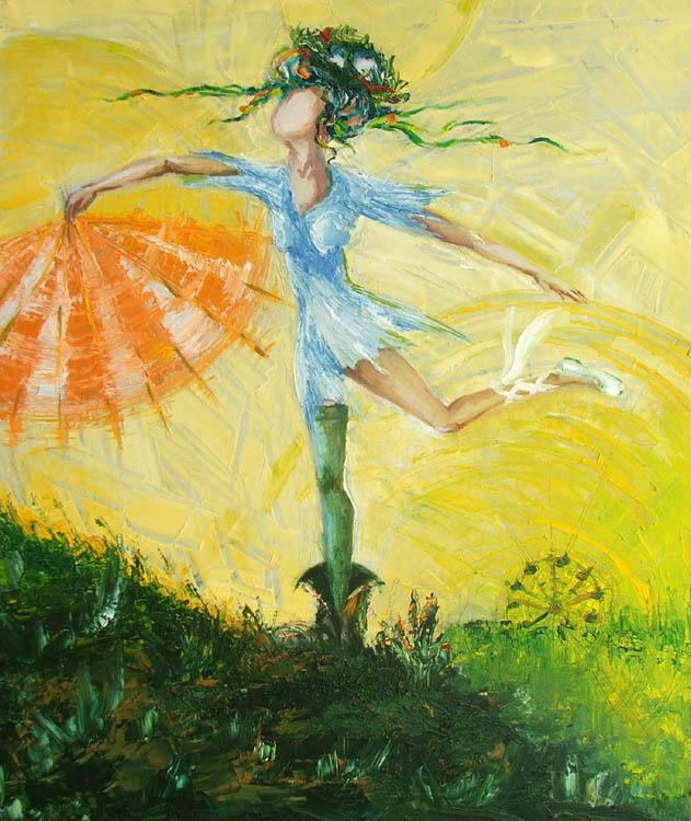 """ Dance of life""."