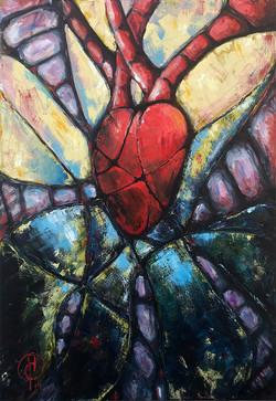 """""""Open heart""""."""