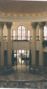 UAE Palace Foyer