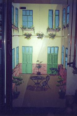 Soho Cafe Fridge