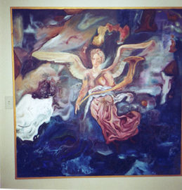 Pompeii Angel interpretation