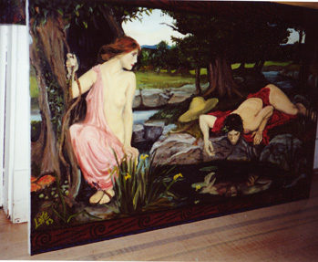 Waterhouse repro