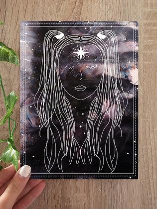 Star Girl Print - LD