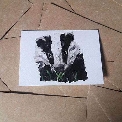 Badger Card LD