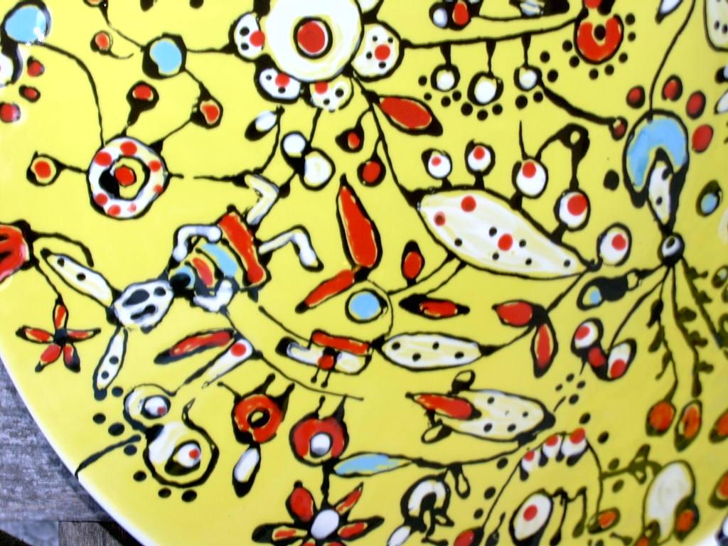 bruna hauert bowl detail