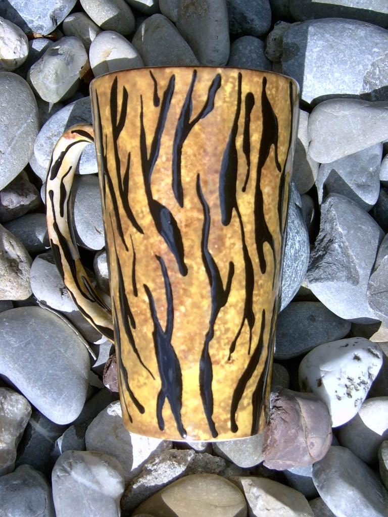 tiger for tea!